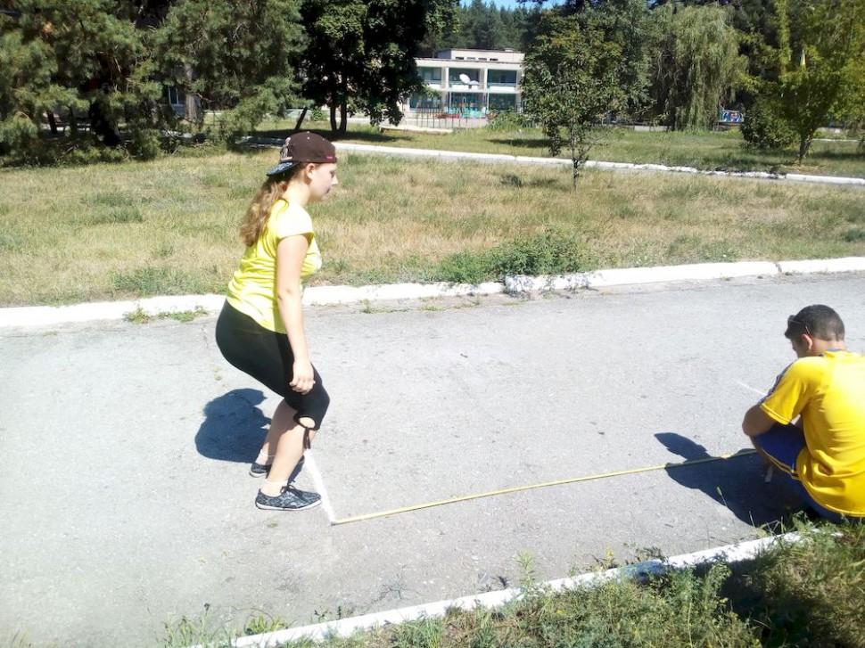 """Альбом: Спартакіада в """"Сосновому"""""""